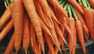 Carrots - 10 reasons to start a garden today