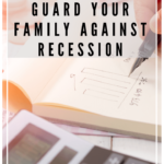 Budget Planning for Recession